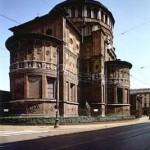 La tribuna della Chiesa di Santa Maria delle Grazie