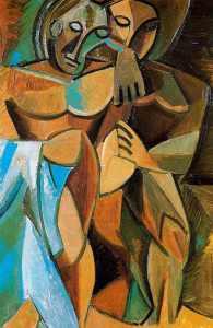 """""""Amicizia"""" di Pablo Picasso"""