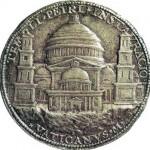 San Pietro secondo il modello del Bramante