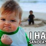 La prima modifica, I Hate Sandcastles