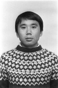 Haruki Murakami nel 1982