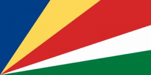 La bandiera delle Seychelles