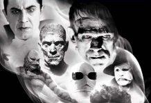 Alcuni mostri protagonisti delle più famose storie di paura del cinema