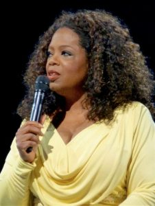 Oprah Winfrey, per molti anni la regina dei talk show americani (foto di Aphrodite in NYC via Flickr)