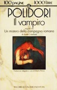 """""""Il vampiro"""" di John W. Polidori"""
