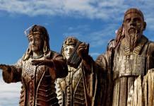 I sette dei del Trono di Spade