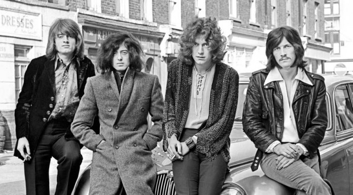 I Led Zeppelin e le loro canzoni più belle