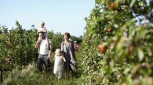 Addetti all'agricoltura nel nord Europa