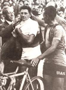 Alfredo Binda, vincitore per cinque volte al Giro d'Italia