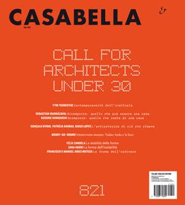 Casabella, storica rivista di architettura e design