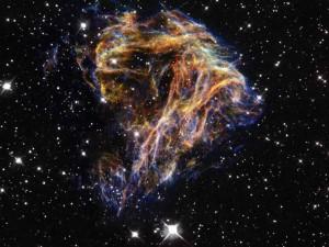 Il resto di supernova DEM L 190