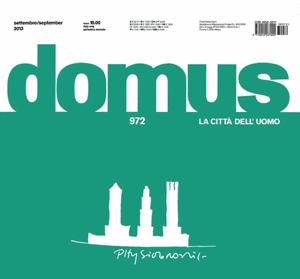 Domus, la decana delle riviste di architettura italiane
