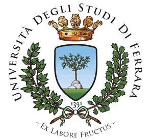 Il simbolo dell'Università di Ferrara