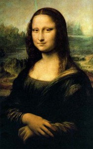 La Gioconda, sicuramente la più famosa tra le opere conservate al Louvre