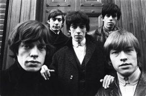 I Rolling Stones nei primi anni di attività
