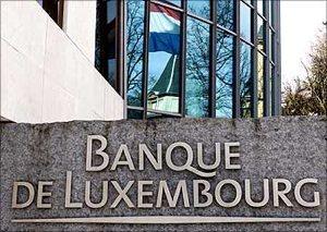 Il Lussemburgo è tra i paesi più ricchi d'Europa soprattutto grazie alle sue banche