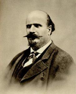 Temistocle Solera, autore del libretto del Nabucco di Verdi