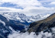 Alla scoperta dei più importanti parchi nazionali in Italia, compreso il Gran Paradiso da cui proviene questa immagine (foto di Dominicus Johannes Bergsma via Wikimedia Commons)