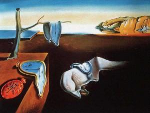 La persistenza della memoria, la più famosa tra le opere di Salvador Dalí