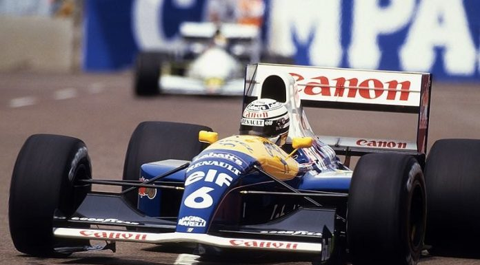 Riccardo Patrese, uno dei più grandi piloti italiani di Formula 1 di sempre (foto di wileynorwichphoto via Flickr)