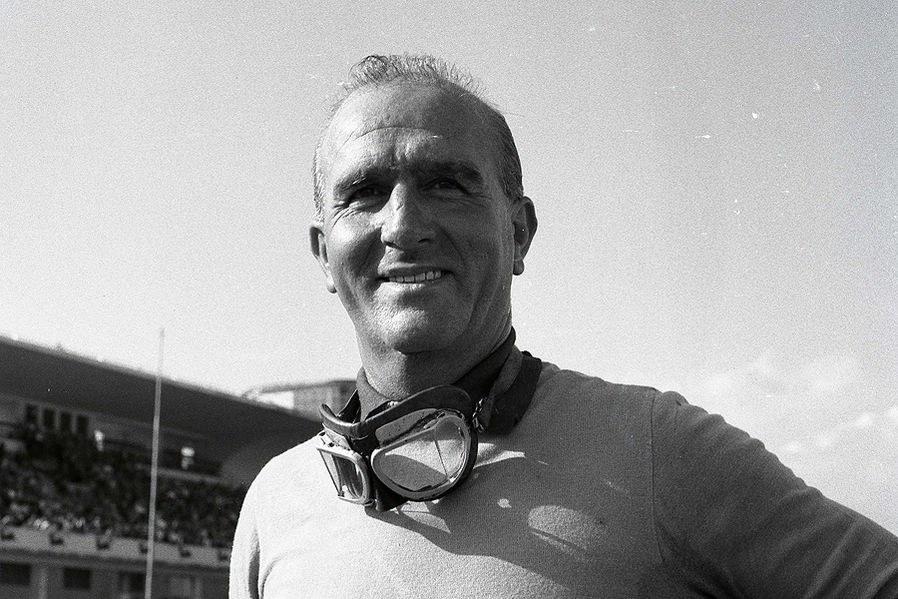 Nino Farina, uno dei più grandi piloti italiani di tutti i tempi
