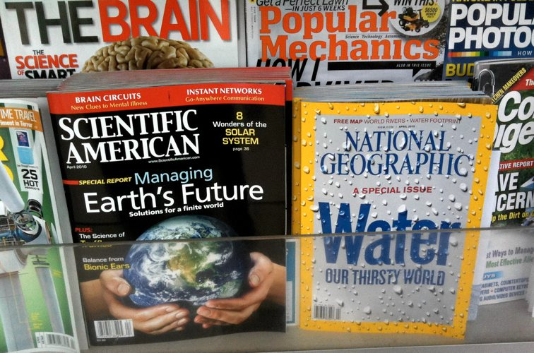 Guida alle principali riviste scientifiche (foto di David Orban via Flickr)