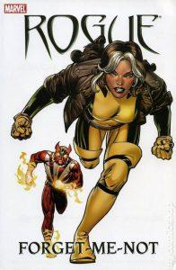 La potente Rogue, da nemica ad alleata degli X-Men