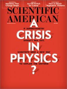 Scientific American, introdotta in Italia col titolo de Le Scienze