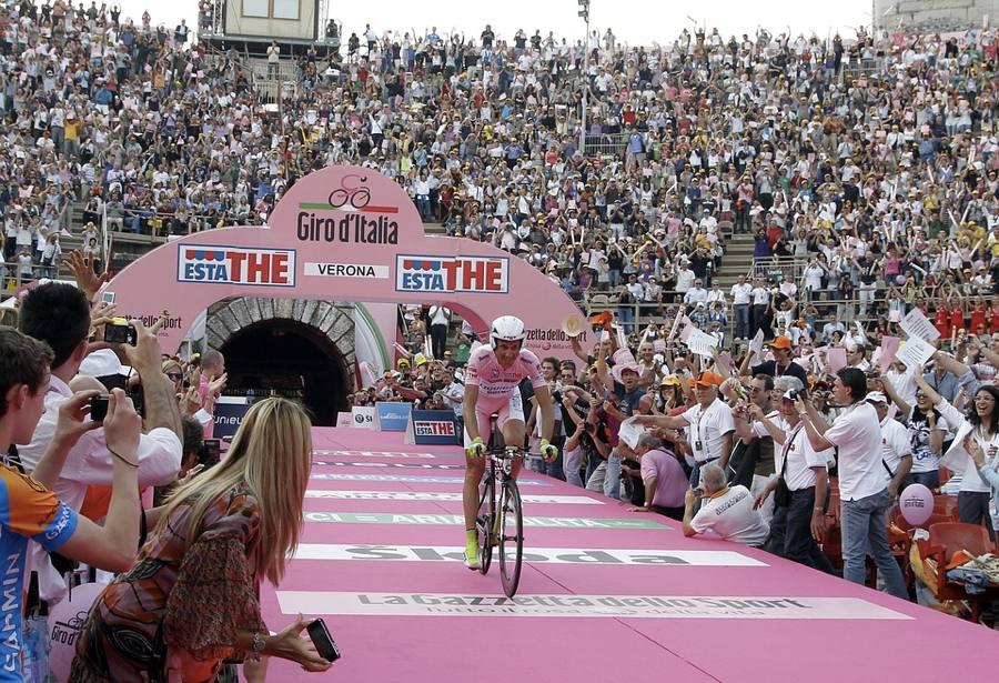 I più grandi vincitori del Giro d'Italia