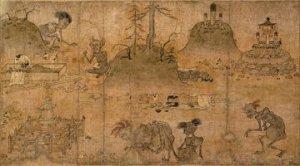 Yomi, il regno degli inferi protagonista di molte leggende giapponesi