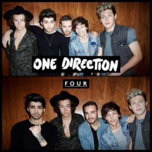 Four degli One Direction