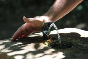 Per dimagrire bisogna bere molta acqua