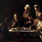 Cena in Emmaus di Caravaggio