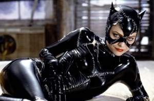 Catwoman interpretata da Michelle Pfeiffer