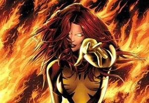 Fenice, una delle supereroine più sexy del fumetto americano