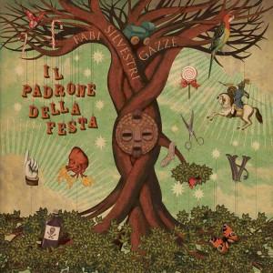 La copertina dell'album di Fabi Silvestri Gazzè