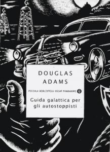 Il primo volume della saga di Douglas Adams
