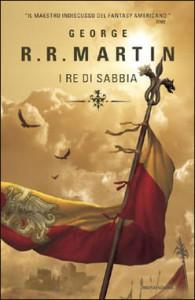 Copertina de I re di sabbia di Martin