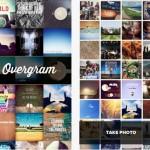 Alcuni esempi di immagini realizzate con Overgram