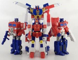 I Transformers