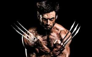 Wolverine interpretato da Hugh Jackman