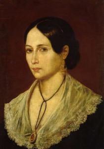 L'unico ritratto effettuato in vita di Anita Garibaldi