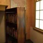 La libreria che conduceva al nascondiglio