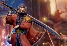 Auron, uno dei più memorabili personaggi di Final Fantasy
