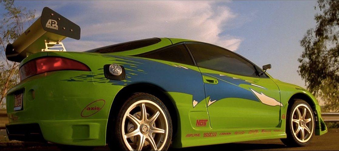 La Mitsubishi Eclipse
