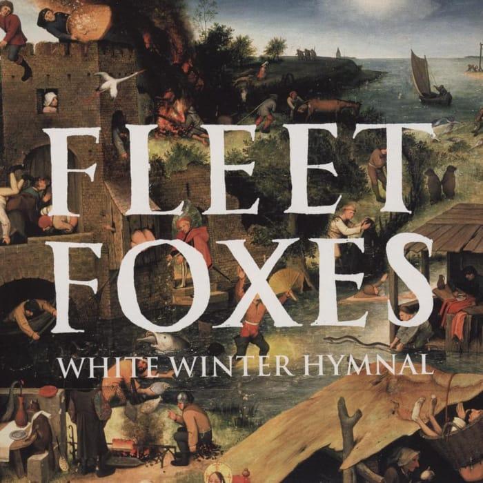 White Winter Hymnal dei Fleet Foxes