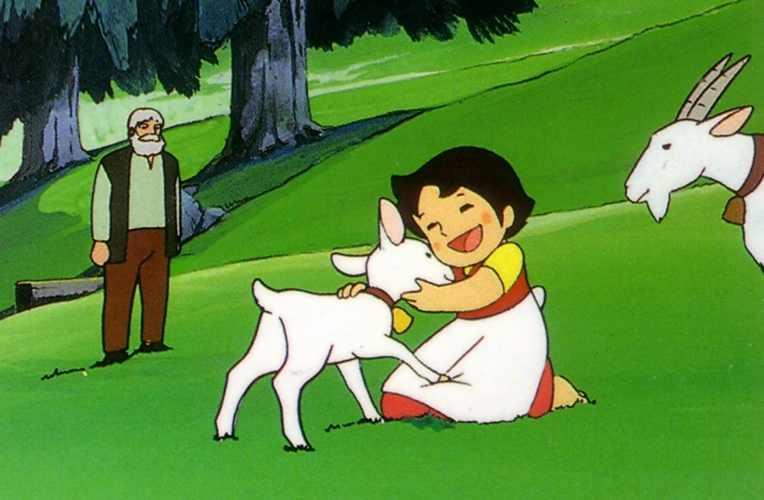 Heidi e le sigle dei cartoni animati degli anni '70