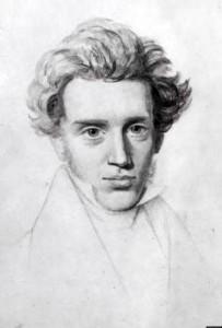 Søren Kierkegaard, il principale precursore dell'esistenzialismo