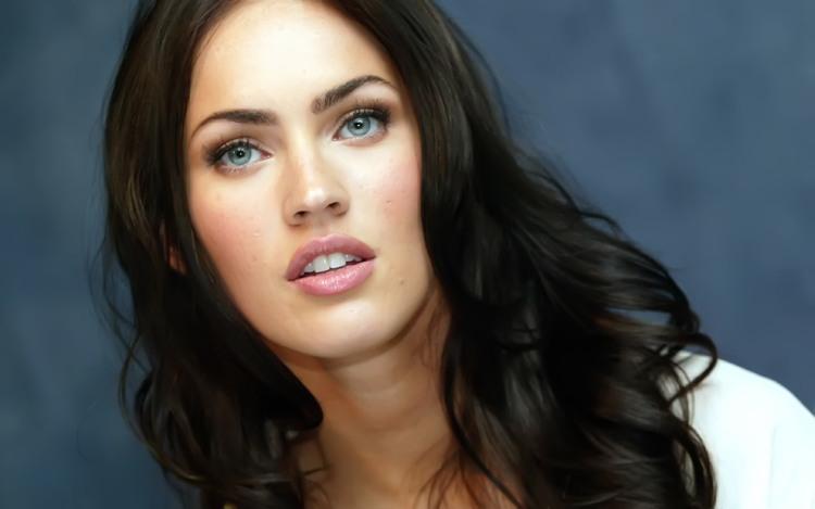 Gli occhi di Megan Fox