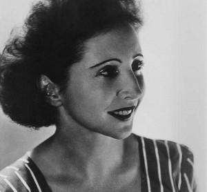 La scandalosa scrittrice Anaïs Nin